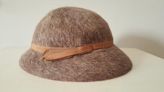 1960's Bonwitt Teller Vintage Hat  - Hattie Carnegie