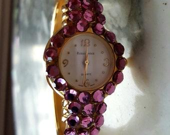 Renaissance Quartz Women's  Adjustable Vintage Wrist Watch