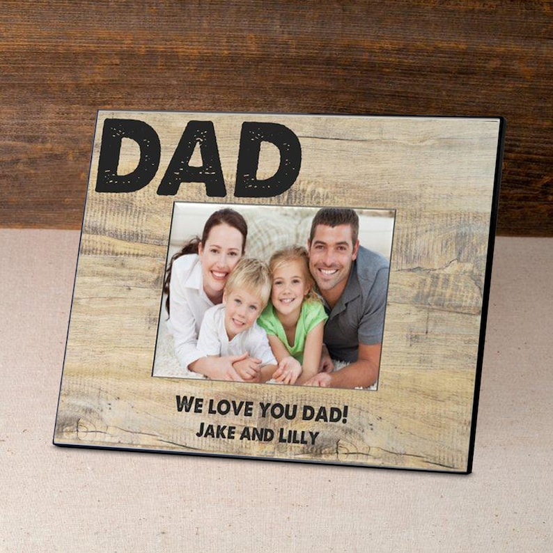 Father S Day Frames Personalized Frame Husband Gifts Father S Day Gift Personalized Picture Frames For Dad Gc1273 Classic