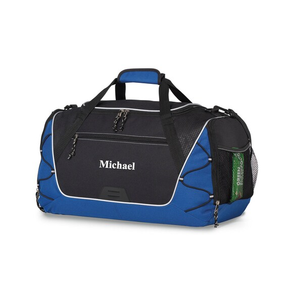 368a8fa0285f Sports Duffel Bag Personalized Sports Duffel Bag