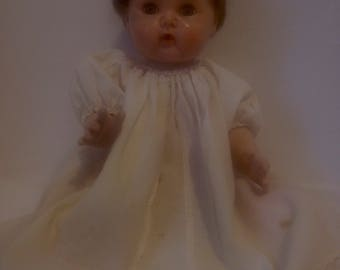 1950's Vintage Baby Doll Dress