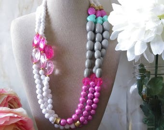 Life of the Party Statement Necklace