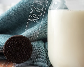 Personalized Cookie Spoon, Cookie Dunker, Sandwich Cookie Spoon