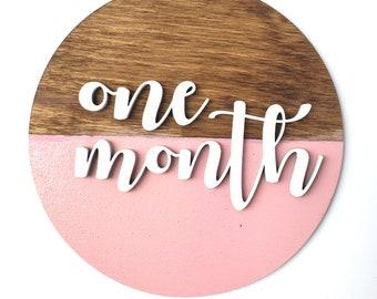 Milestone Marker, Baby Milestone Cards, Milestone Cards, Baby Milestone, Baby Shower Gift
