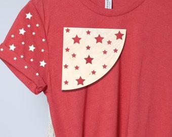 Bleach Tie Dye Template, Acrylic Shirt Template, Reusable Template, T-Shirt Square, Bleach Template, Tie Dye Sublimation Template