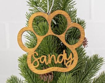 Dog Ornament, Pet Ornament, White Elephant, Secret Santa Gift, Ornament Exchange