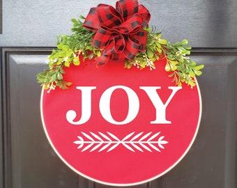 Swap-It Door Decor Insert - Joy