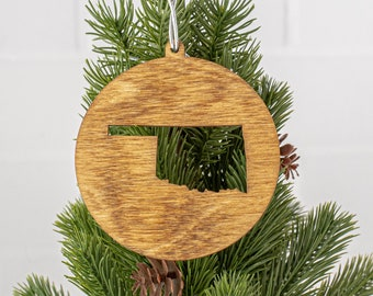 State Ornament, Ornament, 2021 Ornament, Christmas Ornament, White Elephant, Secret Santa Gift, Ornament Exchange