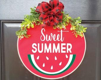 Swap-It Door Decor Insert - Sweet Summer