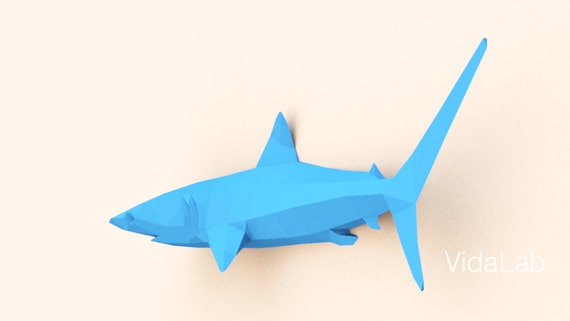 Origami Shark – Easy Origami for Kids | 321x570