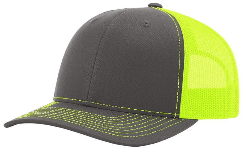 6543a0a71b4 Embroidered Richardson 112 Hog Life Hunting hat Custom hats