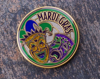 marilyn monroe 1991 Mardi Gras Doubloon Coin new orleans vintage SALE
