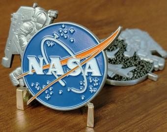 NASA Astronaut Odd-shaped Challenge Coin - New!