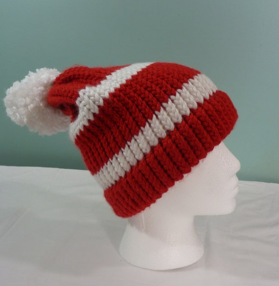 Slouchy Knit Beanie Unisex Slouchy Stocking Cap Mens Knit  01600a26a13