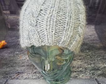 Hand made hat. 100% wool.