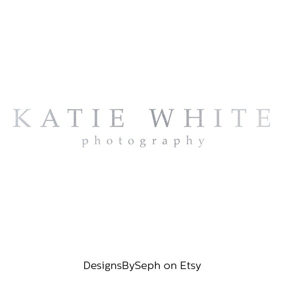 Pre Made Logo Design And Photography Watermark Template