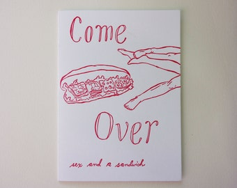 Sex and a Sandwich Card