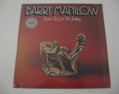NEW Factory Sealed - Barry Manilow - Tryin To Get The Feeling - Circa 1975