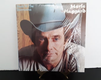 Items similar to Mama Tried - Merle Haggard - Hand-lettered