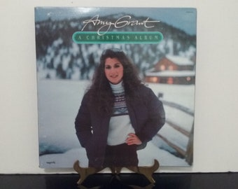amy grant a christmas album circa 1983