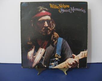 Willie Nelson - Sweet Memories - Circa 1979