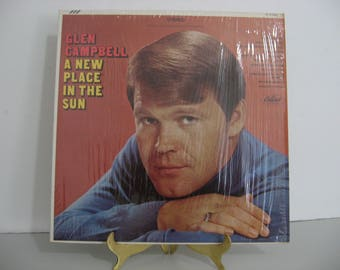 Glen Campbell - A New Place In The Sun - Circa 1968