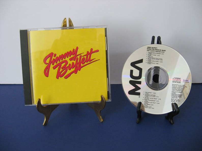 Jimmy Buffett - Songs You Know By Heart - Greatest Hits - Compact Disc