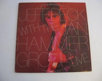 Jeff Beck - With The Jan Hammer Group - Live - 1977