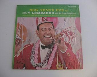 Guy Lombardo - New Year's Eve - Circa 1962