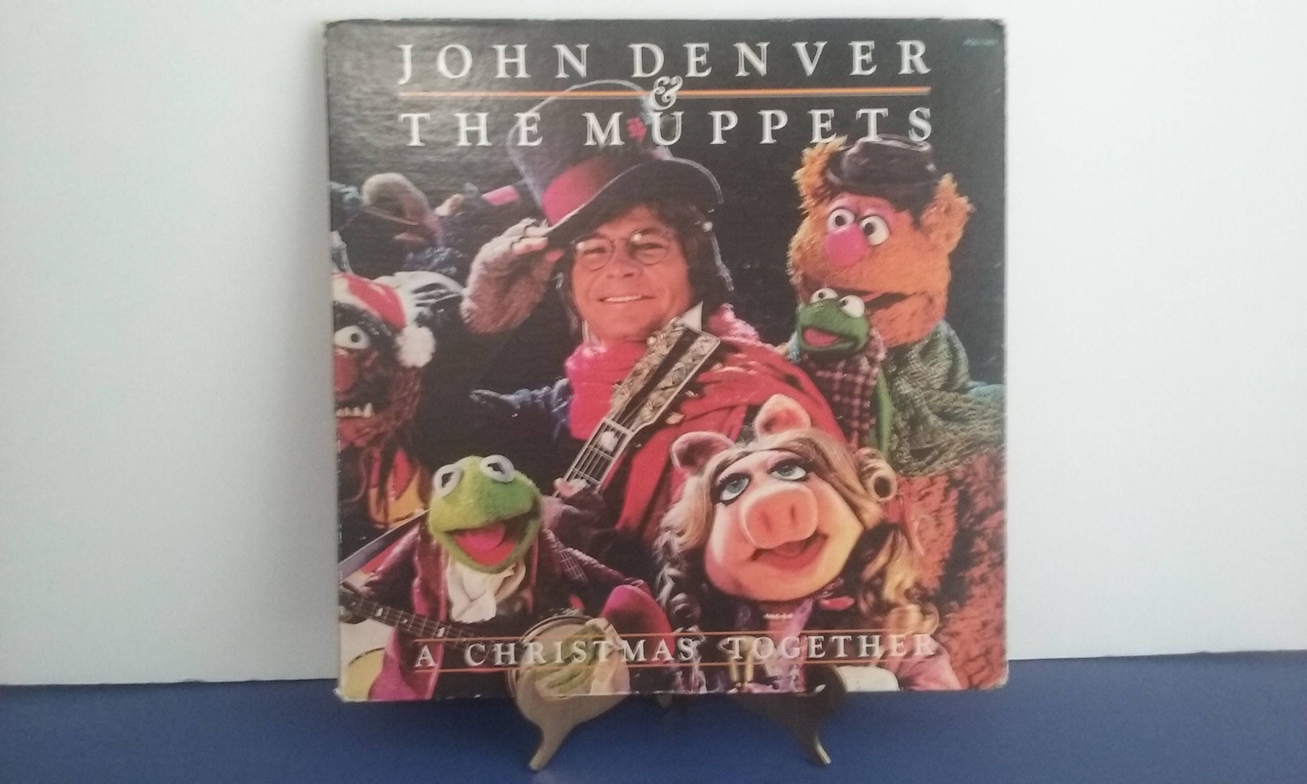 John Denver & The Muppets A Christmas Together Circa 1979 | Etsy
