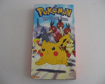 Pokemon - The Great Race - 1997