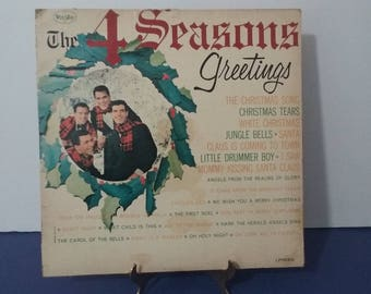 Four Seasons - Seasons Greetings - Circa 1962