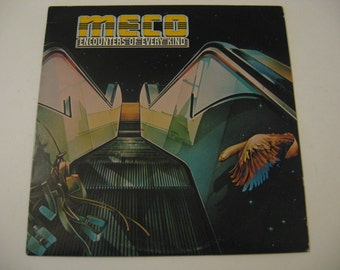 Meco - Encounters OF Every Kind - Circa 1977