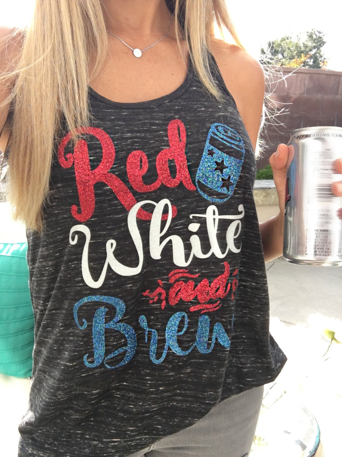 Red, White and BREW Glitter Shirt, Tote, Hoodie - Many ... - photo#22