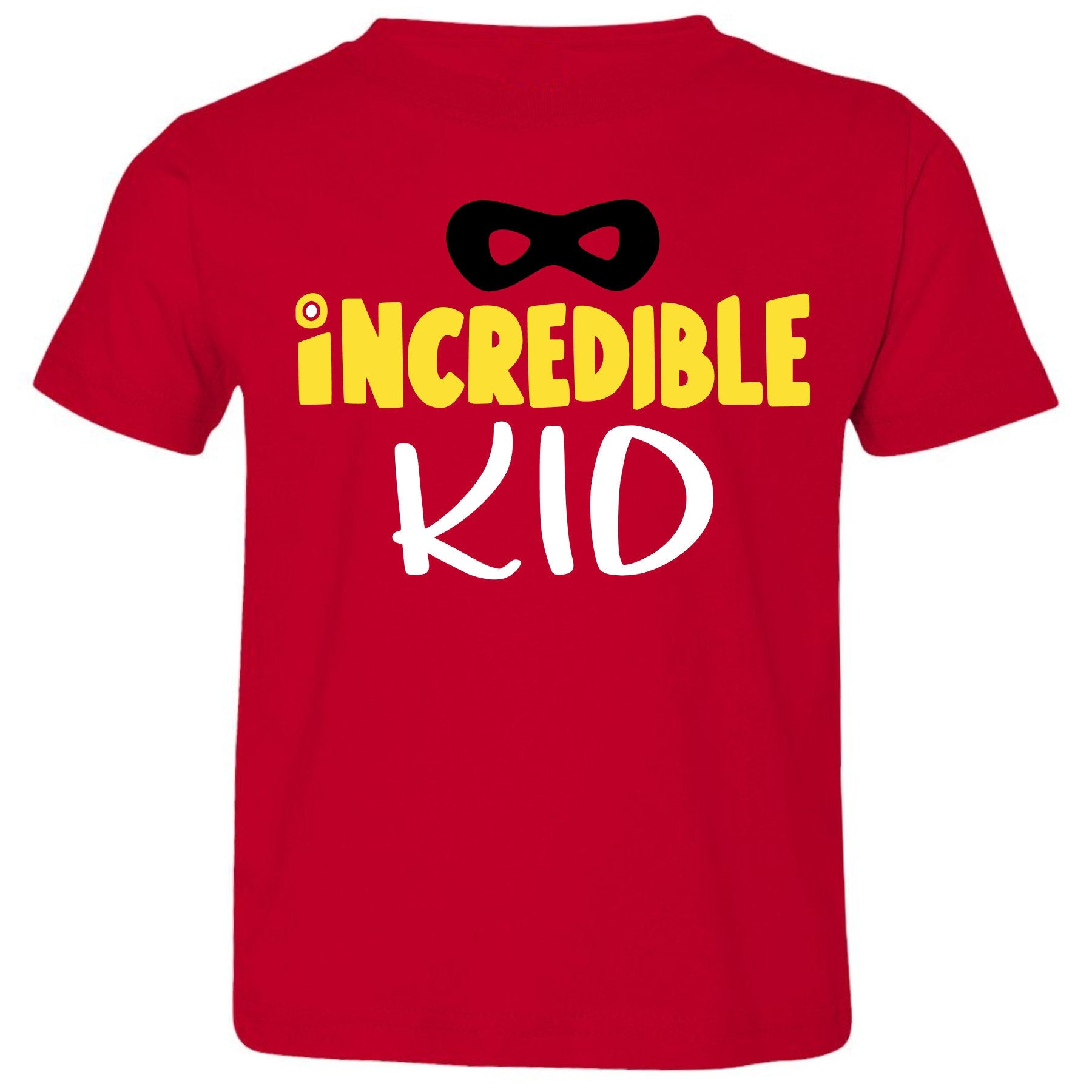 8f82bdb3d Family Incredible Kid Tee, Tank, Shirt - Many Styles to Choose From - Sizes  for infants to adults