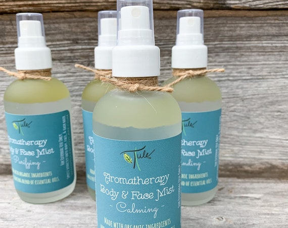 Aromatherapy Mist For Face, Body, & Hair