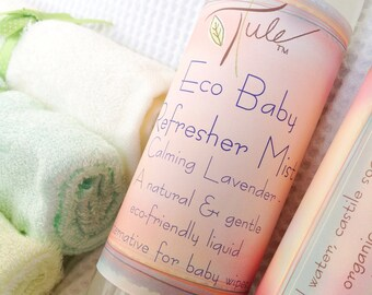 Organic Liquid Cleansing Mist for Babies & Kids