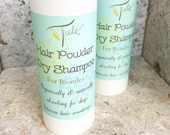 Dry Shampoo Hair Powder