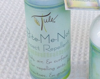 Bite-Me-Not ..Organic Insect Repellent