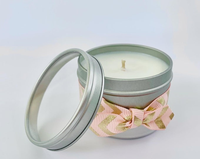 Featured listing image: Natural Soy Candle