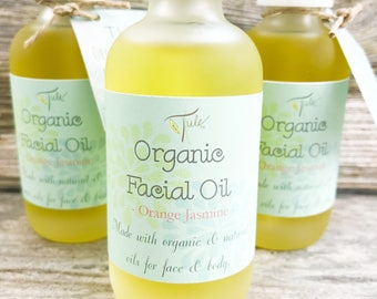 Facial Oil - Day or Night