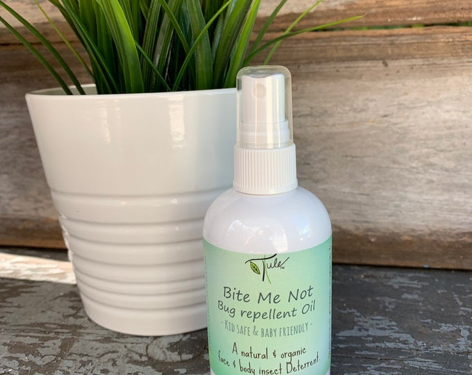 Featured listing image: Organic bug repellent oil for all ages