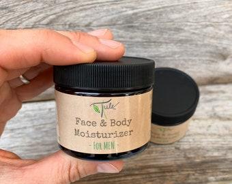 Hand & Face Cream for Men