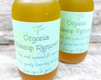Organic Beauty Makeup Remover