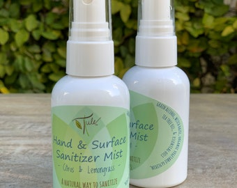 Cleansing Spray for Hands & Surfaces