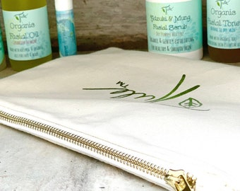 The Expectant Momma's Facial Kit / Natural Facial Routine