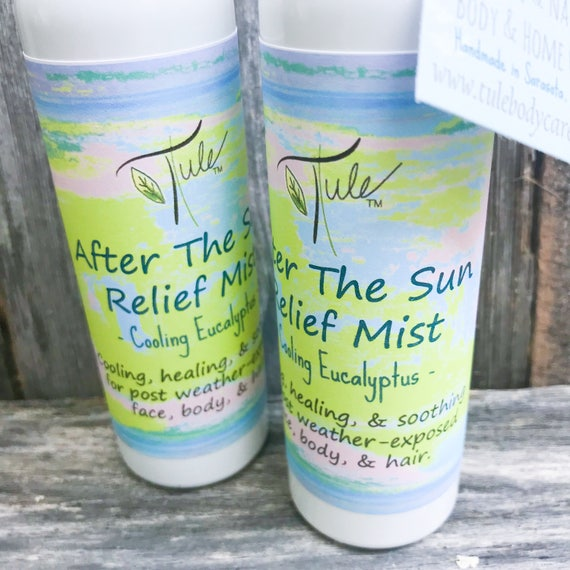After-The-Sun Cooling & Healing Mist