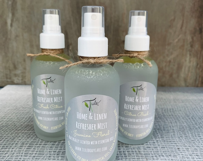 Featured listing image: Home & Linen Refresher Mist