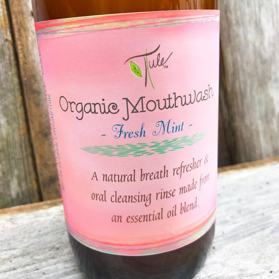 Organic Mouthwash