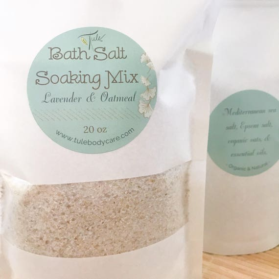 Bath Soaking Mix
